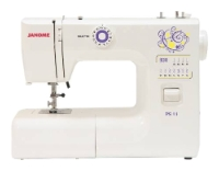 Janome PS 11 janome ps 11 lw 10
